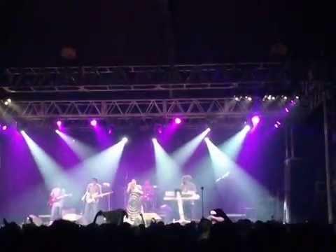 Dezarie - Law Fe de Outlaw (Guarulhos, SP - Brasil - 30/11/14)