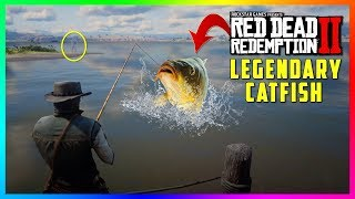Not A Single Person Has EVER Caught This Fish In Red Dead Redemption 2 & The Mystery Of Jeremy Gill!