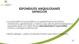 VIRTUAL REUMATOLOGÍA  ESPONDILOARTROPATÍAS SERONEGATIVAS
