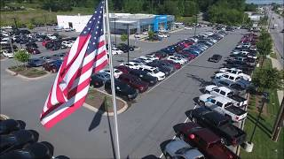 Welcome to Boyd Chevrolet Cadillac Buick!