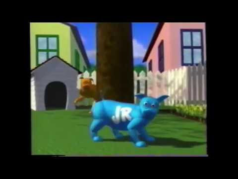 Nick Jr. (Rare Dog and Cat Variant) (1990s) - YouTube