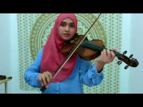 That's What I Like - Violin Cover by Endang Hyder
