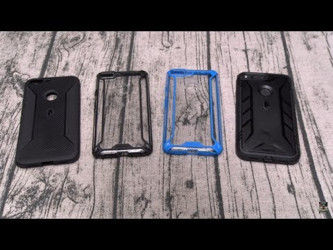 Google Pixel XL Poetic Cases