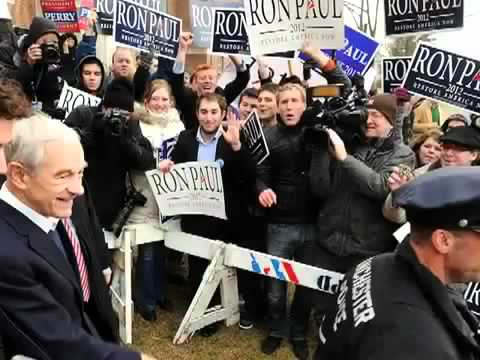 President Ron Paul speaks to US here! PLEASE Check it Out! 5/10/12