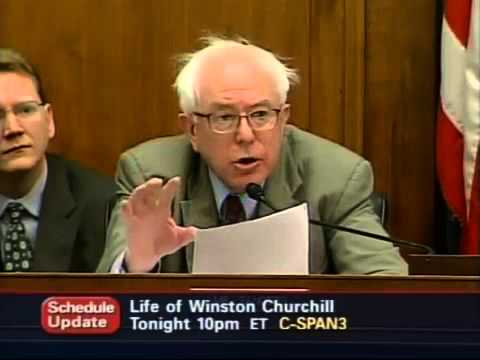Bernie Sanders on American Port Security (3/1/2006)