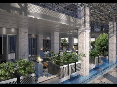 Al Bandar Rotana Hotel in Dubai, United Arab Emirates.*****