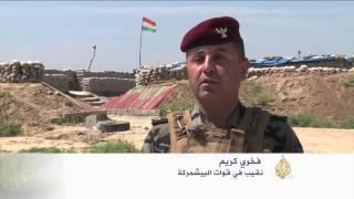 لا تقدم للجيش العراقي بمخمور جنوبي الموصل
