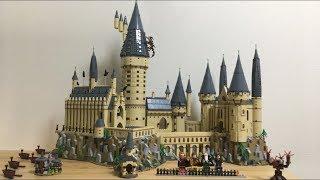 ホグワーツ城 作ってみた
