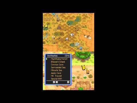 Pokemon Mystery Dungeon Explorers Of  Sky Rom Download (US)