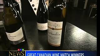 Canadian Wine Award Winners