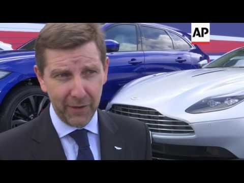 Brexit puts pressure on UK car manufacturers
