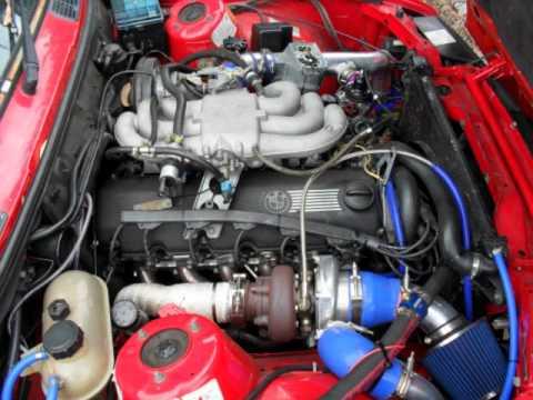 E30 325e Turbo Youtube