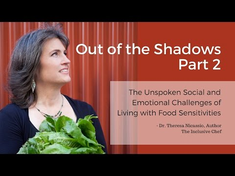 """Out of the Shadows Part 2 (""""Inclusive Cooking"""" introduced)"""