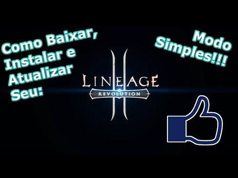 Lineage 2 Revolution: Como Baixar, Instalar e Atualizar o Game! Jeito Prático! Omega Play
