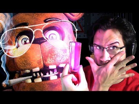 SECRET FREDDY PLUSHY (5th Shot) | Five Nights at F**kboy's 2 DRUNK - Part 5