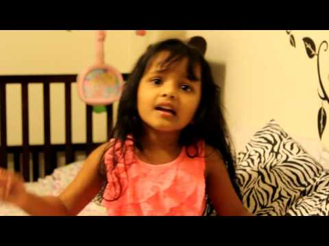Doore Doore Akashathu...sung by 5 year old Mia