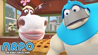 Arpo the Robot | Arpo to the Rescue! | Best Moments | Funny Cartoons for Kids | Arpo and Daniel