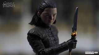 In Stores Now: Game of Thrones Arya Stark