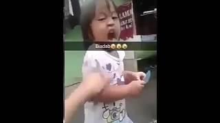 Heboh!! anak kecil ngomong kasar!