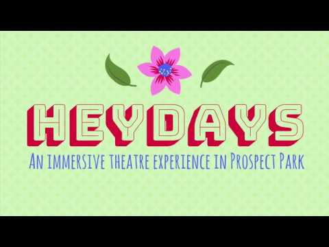 Heydays - an immersive theatre experience