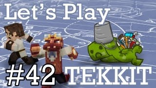 Tekkit Toolbox Lp Episode 42: Elevated Plans And Glitch's Damn Ferrets Won't Shut Up