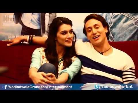 Heropanti | Tiger Shroff & Kriti Sanon