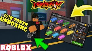 ROBLOX | ASSASSIN: 163K COIN UNBOXING (NEW HEROIC CASE) *CRAZY* SO CLOSE!