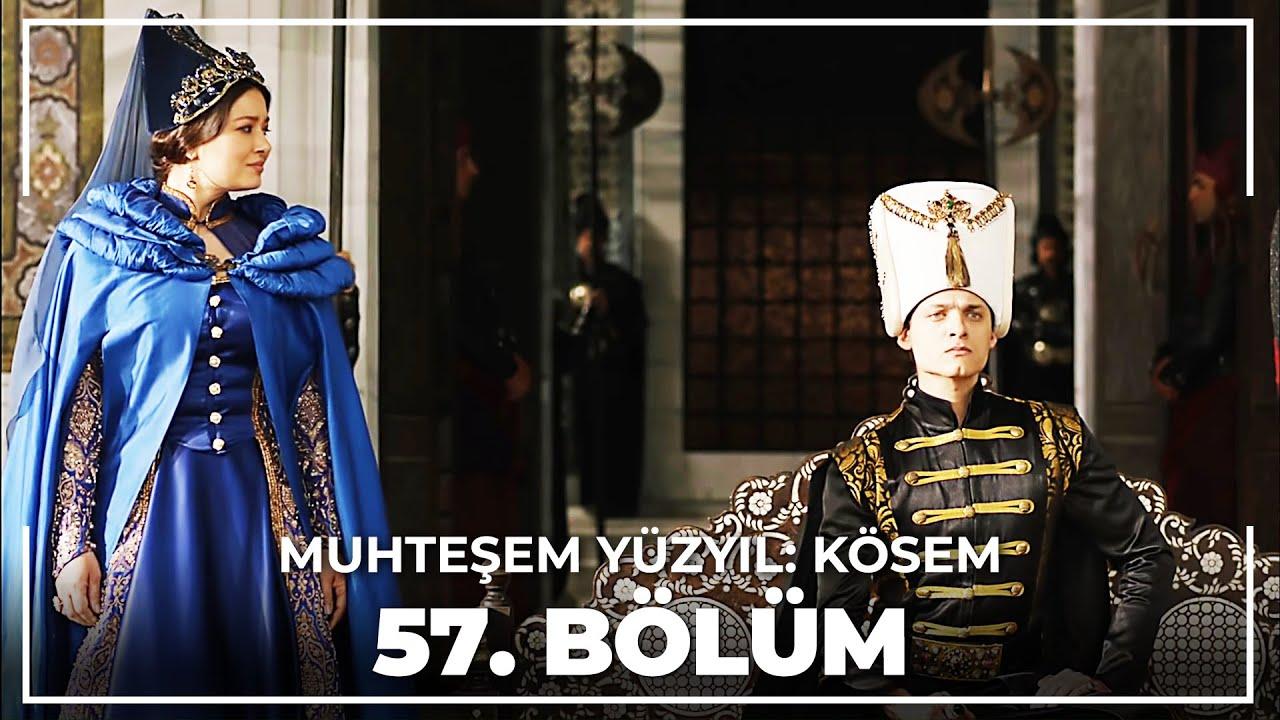 Muhteşem Yüzyıl: Kösem 57. Bölüm (HD)