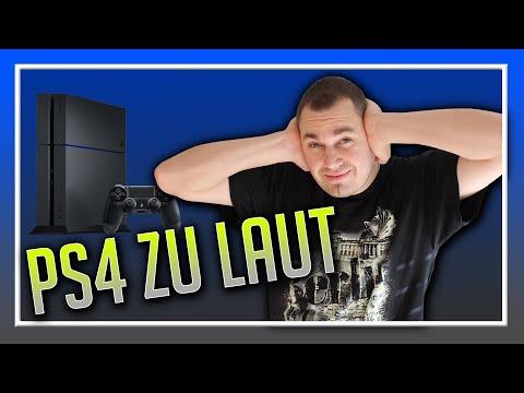 PS4 Lüfter ZU