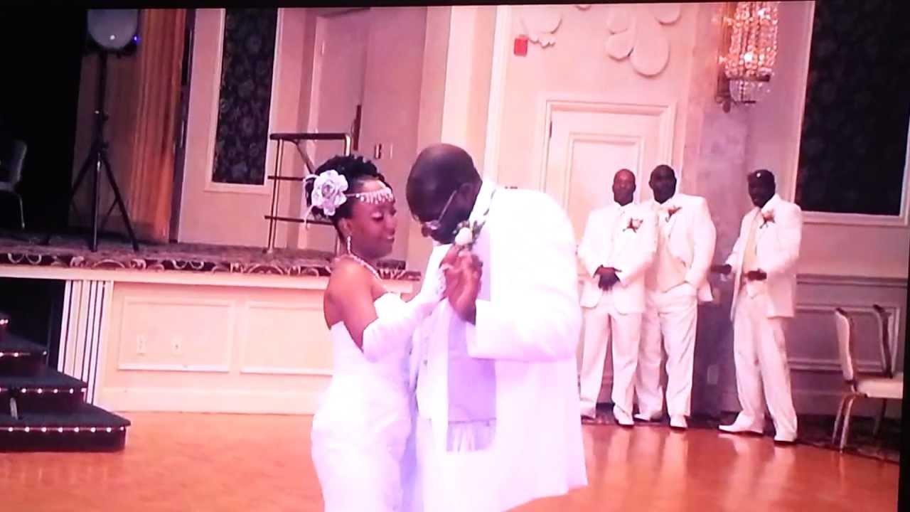 J Ty First Dance Motown Wedding Surprise