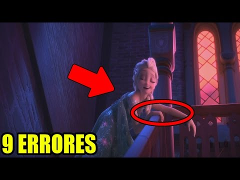 9 Errores Que No Notaste En Frozen Fever