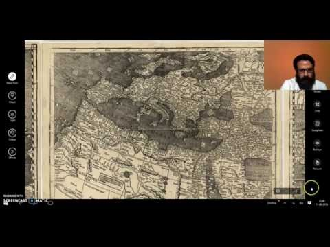 Distortion of Maps to Hide Our True Location on Flat Earth