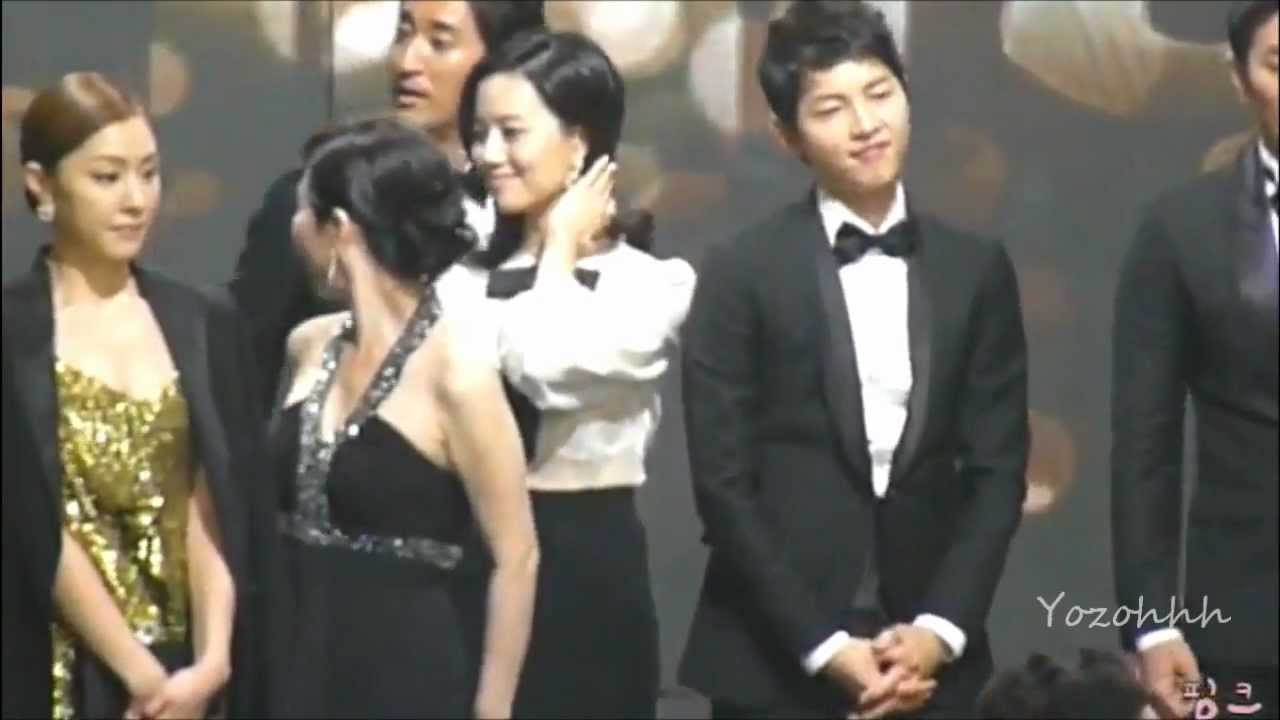 song joong ki girlfriend moon chae won