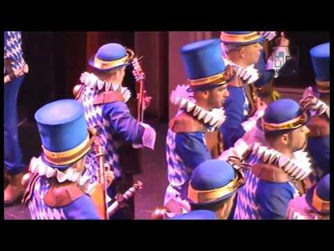 "Comparsa de Isla Cristina ""La Fábrica de Corazones"" Carnaval de Huelva 2018 - CarnavalDeIsla"