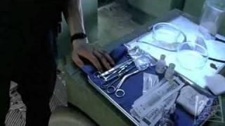Minority Report internet trailer - 2002