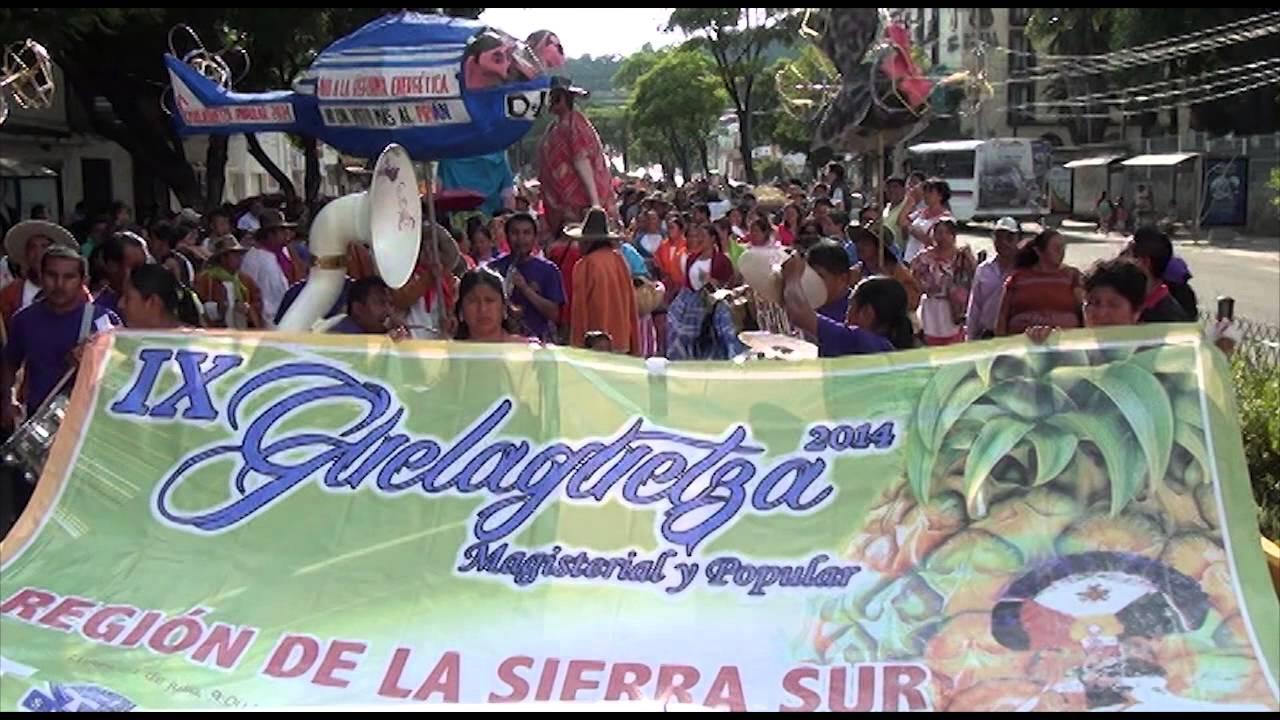 Recuerdan a los caídos en Nochixtlán en la 10 Guelaguetza Magisterial