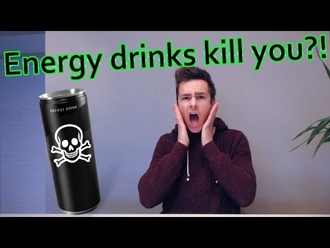 Shocking Energy Drink Facts