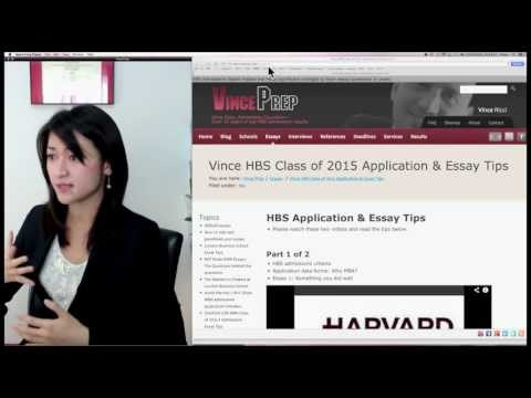 Harvard Business School (HBS) MBA from the Class of 2015