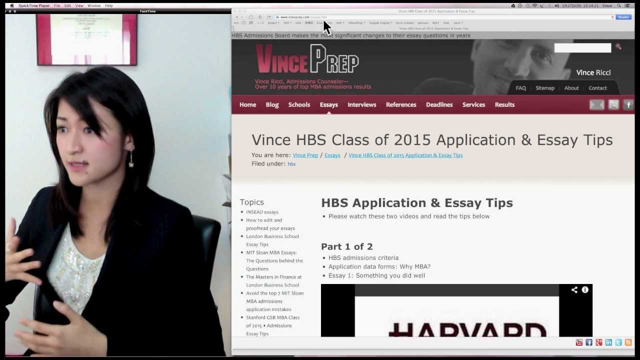 harvard business school hbs mba from the class of