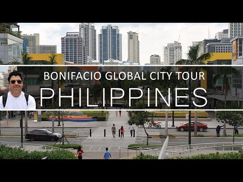 America or Philippines? I Found New York in Manila | Global City