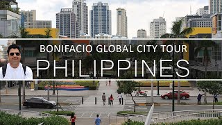 America or Philippines? I Found A Mini New York in Manila | Bonifacio Global City