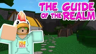 Roblox┆The Guide Of The Realm