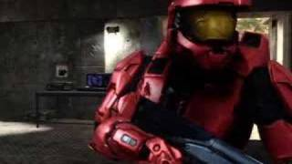 Red vs Blue Zune