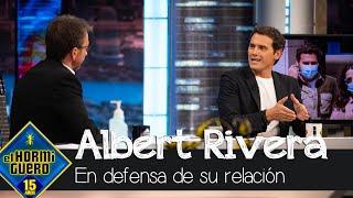 Albert Rivera defiende su relación con Malú a pesar de ser acosados por la prensa - El Hormiguero