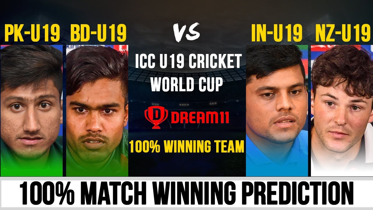 PAK U19 Vs BD U19 18th Match Prediction