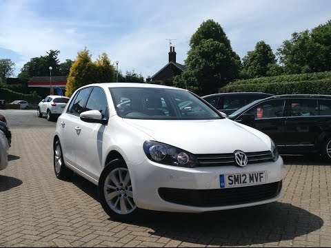 Volkswagen Golf 1.4 TSI Match 5drfor Sale at CMC-Cars, Near Brighton, Sussex