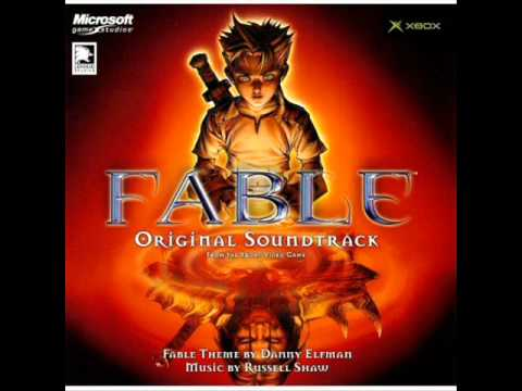 Russell Shaw - Fable - 01. Fable Theme