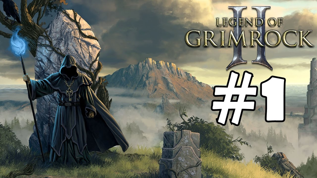Legend Of Grimrock Role playing game for PC 2018