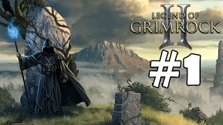 Legend of Grimrock 2 Walkthrough Part 1 Gameplay Let