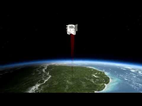 Mission MERLIN concept des mesures scientifiques